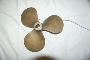 Acadia LH 10-8 Bronze Propeller