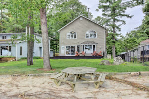 Beautiful Beachfront property in Constance Bay!