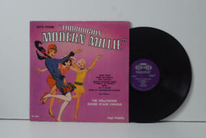 "1967 VINYL RECORD - Sound track to - ""Thoroughly Modern Millie"""