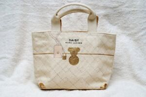 MARC JACOBS Daisy Tote bag - canvas, brand new