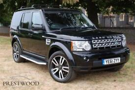 2011 /61 LAND ROVER DISCOVERY 4 3.0 SDV6 COMMERCIAL [HSE SPEC] AUTO [255 BHP] *