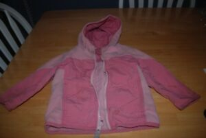 Girls Spring Jacket with hood - $2.00