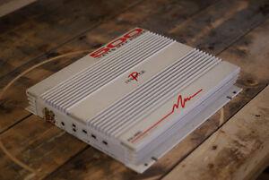 Prestige PA-460 car amplifier