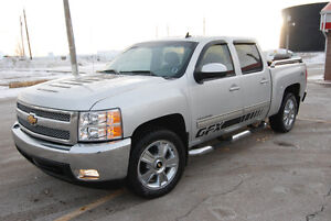 2012 Silverado LTZ with GFX Custom package!! LOADED!!