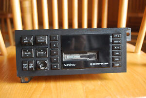 couple car stereos and 57 'vette plate....$15.00 each
