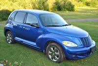 REDUCED 2003 Chrysler PT Cruiser limited touring Hatchback