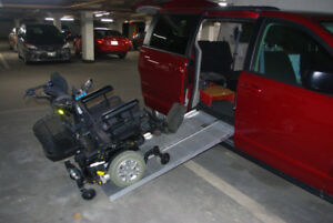 Quantum 6 wheelchair