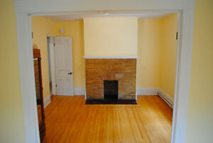Available May 1: 3 bedroom apartment--walk to downtown