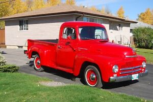 "1951 ""Corn Binder"" L110 International Pickup"