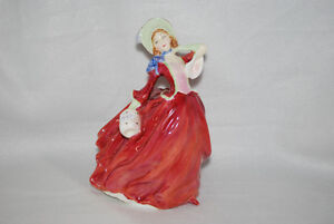 Royal Doulton Autumn Breezes Figurine HN1934