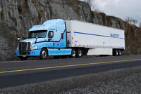 Company Drivers to run Canada/USA Mid-West
