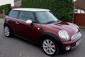 MINI 1.6 COOPER WITH CHILLI PACK (FULL SERVICE HISTORY)