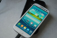 Samsung Galaxy S3 Virgin/Bell WHITE