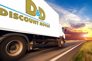 D&D movers moving & Storage, Montreal Moving Company From $35/Hr