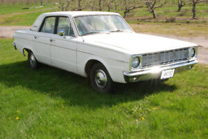 1966 Plymouth Valiant 200 Classic Car
