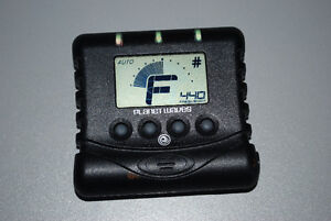 Planet Waves Guitar Tuner for Electric, Acoustic, Bass Guitars Kitchener / Waterloo Kitchener Area image 2