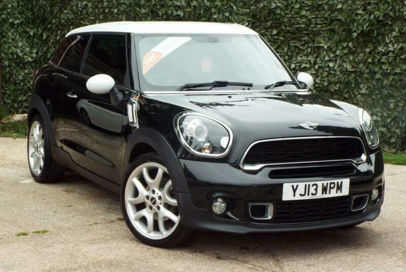 2013 MINI Paceman 2.0 COOPER SD 3DR Coupe Diesel Manual