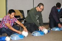 Resume booster?  Get First Aid Certified!! ASAP