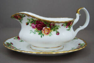 Royal Albert Old Country Roses Fine Bone China - Gravy Boat
