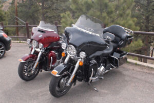Freedom Harley Touring WindShields -NOW in Canada!!
