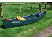 Canoe / kayak / boat.