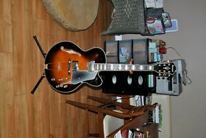 Trade for Acoustic Archtop