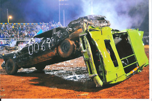 May 28th C.A.R's Demo Derby and Hit to Pass!!