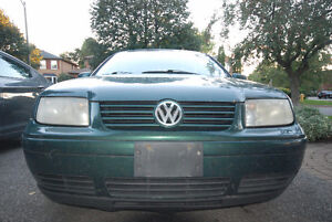 2000 Volkswagen Jetta, Best Offer/Coolest Trade