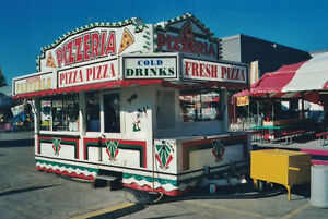 Concession Pizza Trailer & Stock Truck London Ontario image 5
