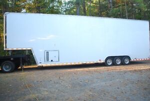 2007 Pace GT Stacker Trailer