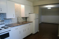 Quiet Newly Renovated Two Bedroom! Heat and Lights Included