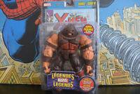 Marvel Legends Series 6 Juggernaut X-Men 2005 Toy Biz