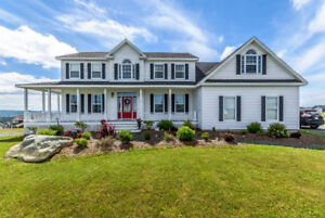 Exective Home on Acre Lot
