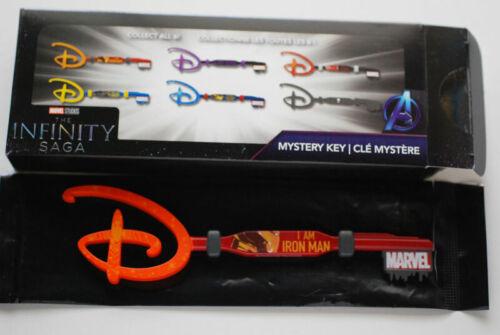 Disney Marvel mystery key the Infinity Saga - Iron Man (please read)