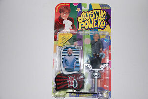 NEW 1999 McFarlane Toys Austin Powers Mini Me Talking Action Edmonton Edmonton Area image 1