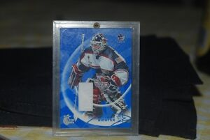 02-03 In The Game BAP All Star Edition Mike Richter Jersey Card Regina Regina Area image 1