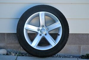Do u Drive aa AUDI A4 or A5 and need winter tires