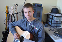 Guitar lessons for beginners and advanced