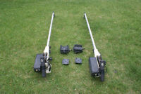 Cannon Electric Downriggers