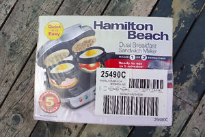 Sandwich Maker - HAMILTON BEACH