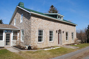 BEAUTIFULLY RESTORED 1840s HOME ON 66 ACRES