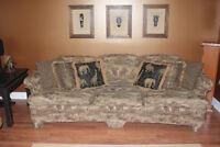 Set de salon - divan - fauteuil