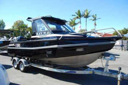 2012 Stabicraft 2100 Supercab + Yamaha F150 150hp 4-Stroke Boondall Brisbane North East Preview