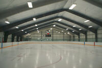 Ladies 4 on 4 Ice hockey - Tuesdays July and August