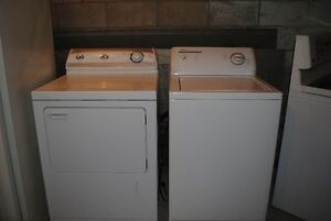 MAYTAG Dryer and KENMORE Washer for sale