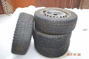For Sale: 205/55R16 Cooper Weather-Master S/T2 M+S