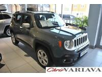 2016 Jeep Renegade M-JET LIMITED ** AVAILABLE NOW ** Diesel grey Manual