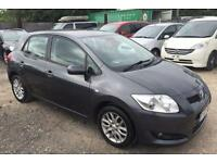 TOYOTA AURIS 2008/57 1.6 MMT T3 PETROL - AUTOMATIC - 1 PRV OWNER - LOW MILEAGE