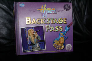 lot of Hannah Montanna items DS game,posters ,books & more
