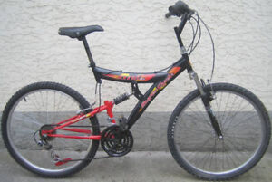 Supercycle XTI 18 DS - with 26 inch tires